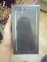 Iphone 7 128 jet black new
