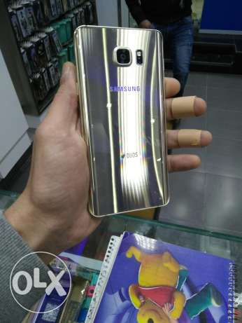 Note 5 Duos gold