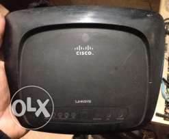 linksys router 4port wifi