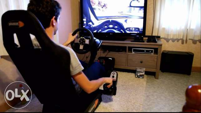 Logitech G27 racing wheel simulator الإسكندرية -  4