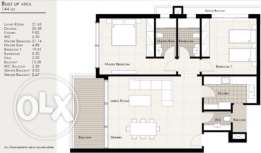 Lakeview Residence Apt 144 SQM