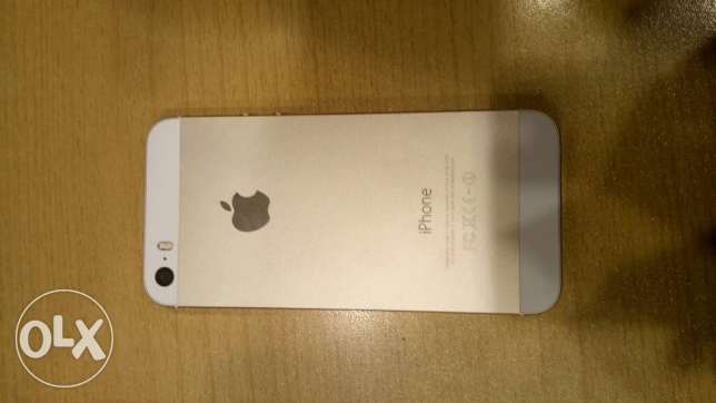 Iphone 5s 16 Giga Gold كسر زيرو