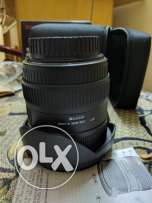 Sigma 10-20mm F4 for Canon
