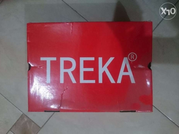 Treka Safety Shoes