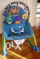 Rocker chair fisher price كرسي هزاز