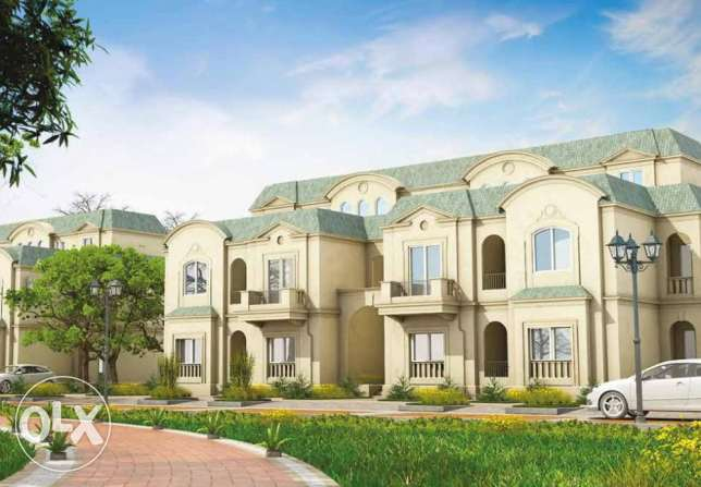 Town house for sale at (Laviner sabour ) new cairo 350 mtr land- التجمع الخامس -  1