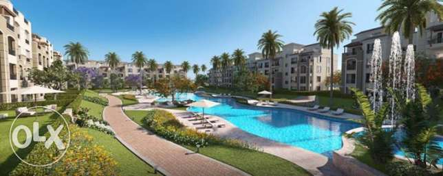 140m at Stone Residence ringroad - new cairo