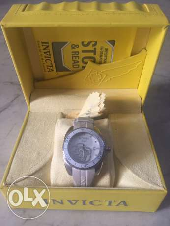 invicta original with warranty from USA
