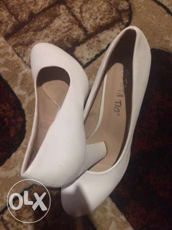 shoes used like new for sale