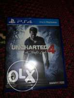 Uncharted 4 NEW FOR SALE