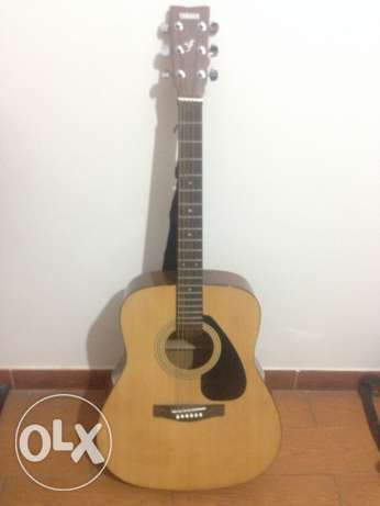 Yamaha Acoustic Guitar F310 Unplugged