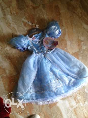 Costume dress from USA