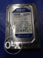 HARD 500gb SATA blue
