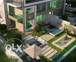 Apartments for Sale MIDTOWN compound with installments