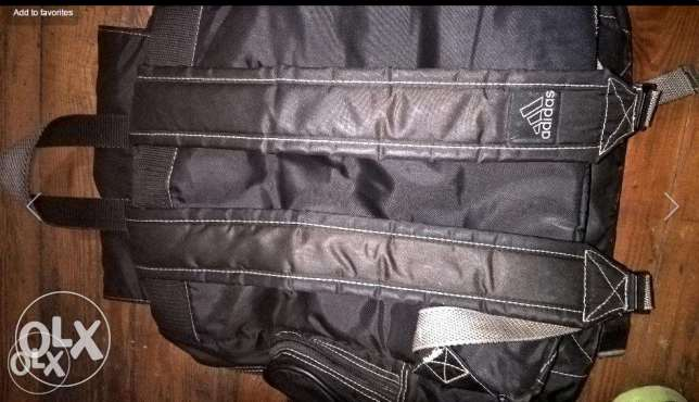 adidas backpack bag original running 4 pockets شنطة اديداس
