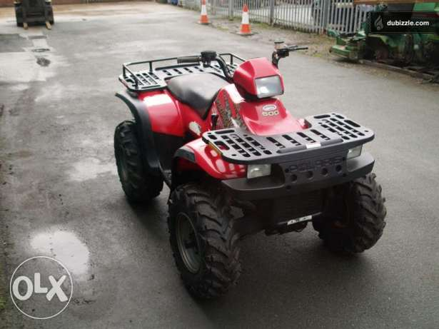 Polaris sportsman 500 4x4 model 1998 القاهره -  2