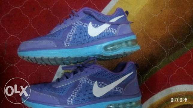 Purple nike air max حلوان -  1