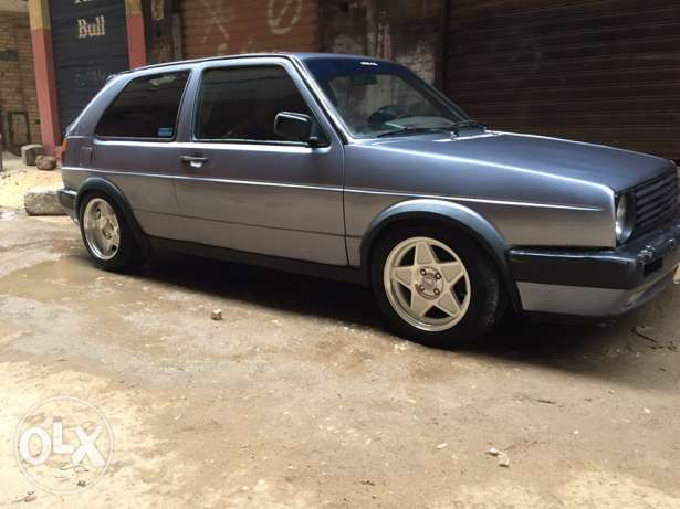 golf 2 coupe عين شمس -  3
