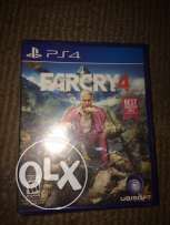 far cry 4 ps4 new not used
