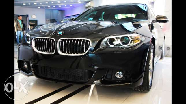 bmw 520i m5 package