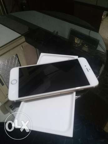 Iphone 6plus Gold 16G