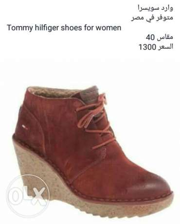 Tommy Hilfiger women shoes مدينتي -  1