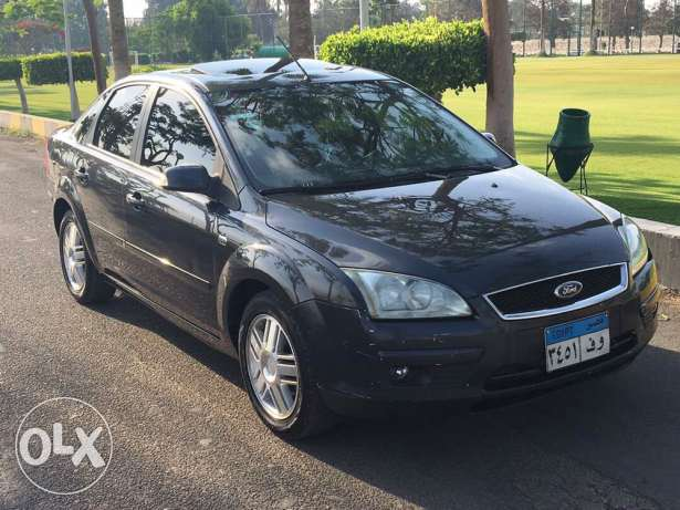 Ford Focus ghia top line fabrika