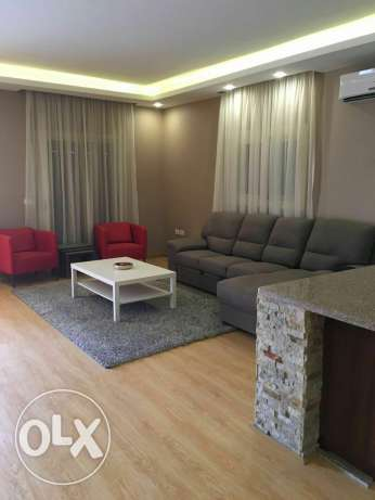 Amazing fully furnished duplex with garden with amazing price