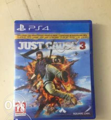 Just Cause 3 Arabic Ps4
