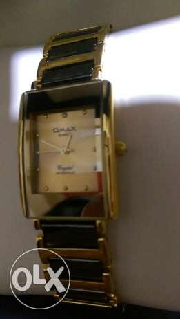 QMAX Swiss watch