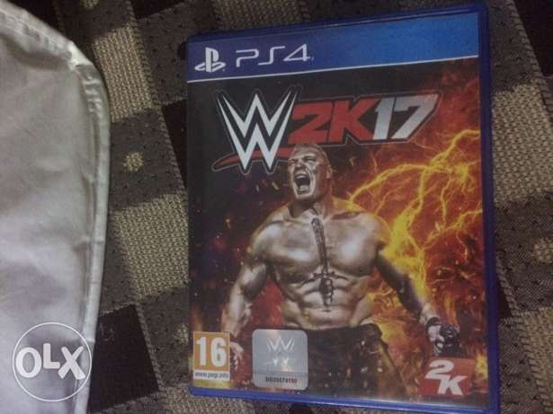WWE2K17 New PS4