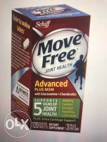move free bone and joints
