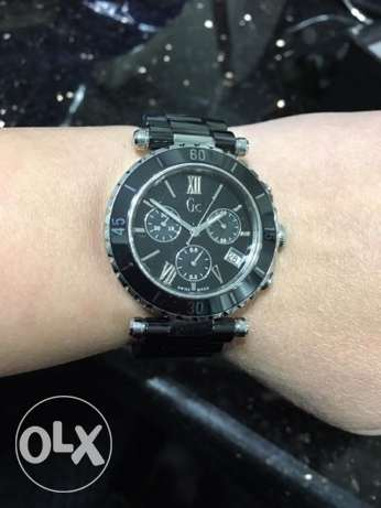 Guess collection black watch مدينة الشروق -  3