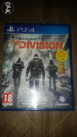 The division arabic عربي ps4 playstation 4