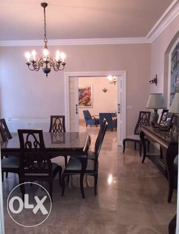 fully furnished villa for rent palma pyramids compound