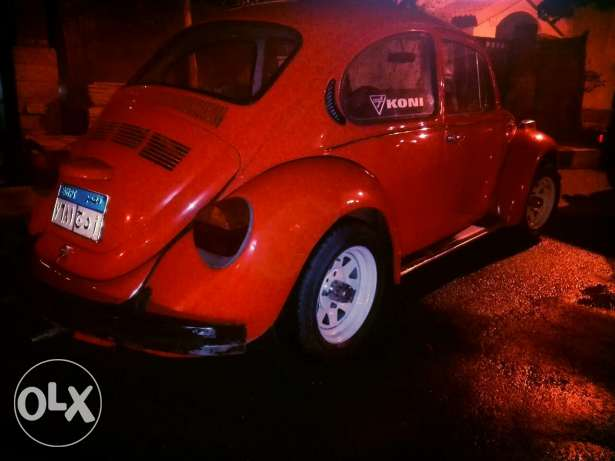 Beetle for sale 1975