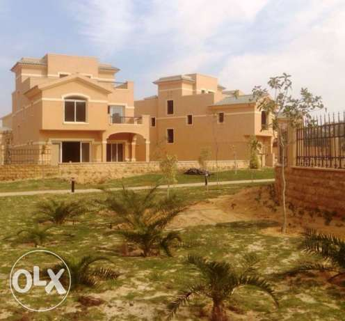 Dyar Park Twin Housse Prime Location & Special Price التجمع الخامس -  1