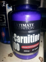 L carnitine 300 Ultimate Nutrition
