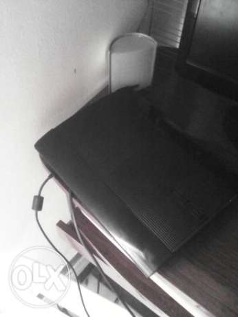 ps3 super slim 500 gb بذراع اصلى