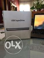 Usb super drive for macbook