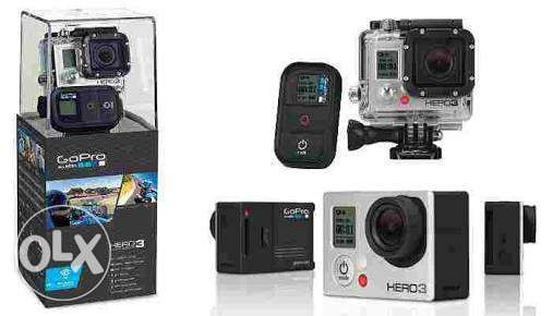GoPro 3 Hero Plus Black Edition