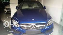 c180 AMG coupe Brand New 2017