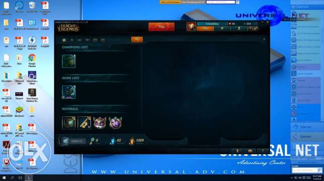 League of Legends Eune Account [LoL]