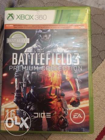 battle field 3 xbox 360