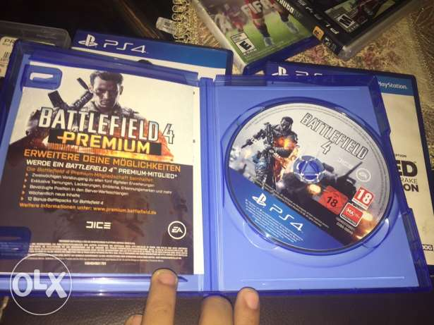 battlefield4 for sale or for exchange with gtav وسط القاهرة -  3