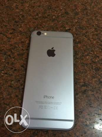 iPhone 6 16G zero condition مصر الجديدة -  2