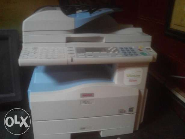 RICOH aficio mp 171 spf printer