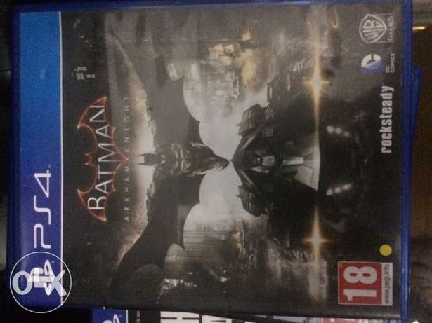 Batman Arkham Knight الإسكندرية -  1