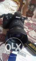Nikon D3100 neW with lenss 28:105 sigma