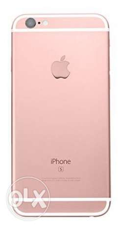 iPhone 6s Plus 64 rose gold